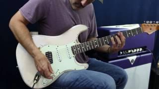 Wampler - Pinnacle Deluxe - Amazing Hard Rock Tone