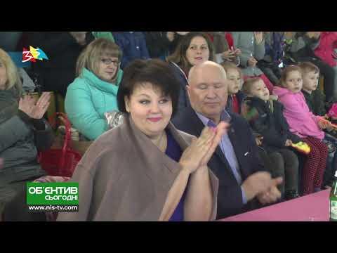 ТРК НІС-ТВ: Объектив 18 04 19 В Николаеве прошла 14я Спартакиада среди детских садиков