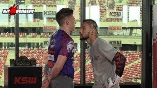 KSW 39: W tej walce zaiskrzy - face to face Gamrot vs. Parke 2017 Video