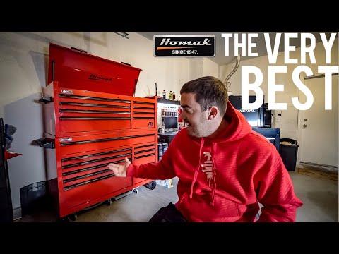 Finding The BEST TOOL BOX For Your Money, Truly | Homak RS Pro 54' Review | Episode 3