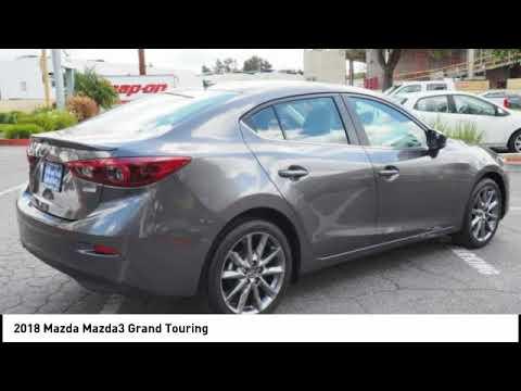 2018 Mazda Mazda3 Thousand Oaks CA M8216