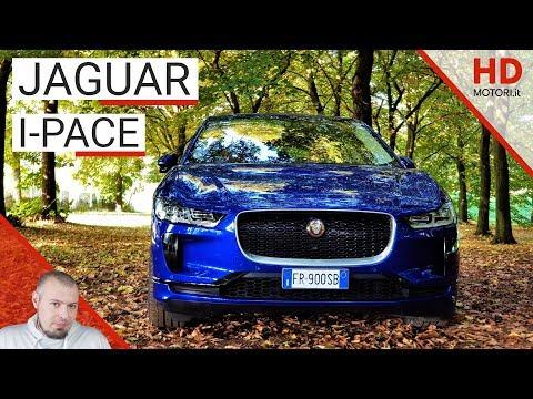 Jaguar I-PACE: il SUV ELETTRICO da 400 CV sfida Tesla | recensione e autonomia