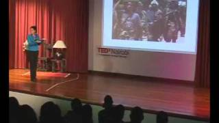 TEDxNairobi - Julie Gichuru - The Kenyan Future I Envision