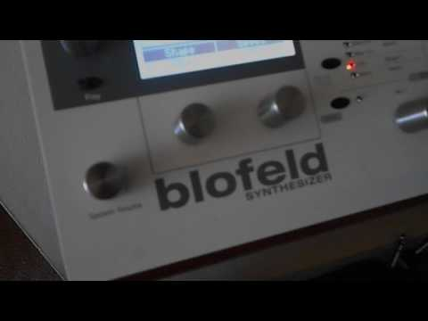 Waldorf Blofeld Hacks 08 basics of Physical Modelling Pt. 2