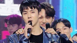 Download Video 《Inkigayo WIN》 인기가요 1위 발표|EXO - Monster 20160626 MP3 3GP MP4