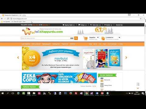 7- Asp.Net Mvc Layout Sayfası Projenin Ana Görünümünün Oluşturulması