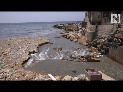 Lebanon's beaches are a toxic disaster