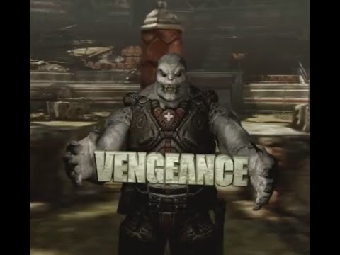 "Avenge - First Gears of War 3 Teamtage ""Vengeance"""