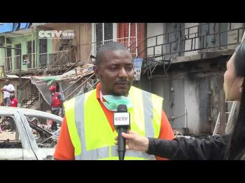 Nigeria Jos Attacks Aftermath