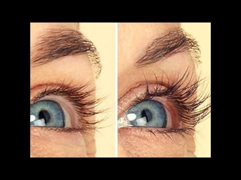 e10cdbd2b20 Organyc Eyelash & Eyebrow Growth Serum - YouTube