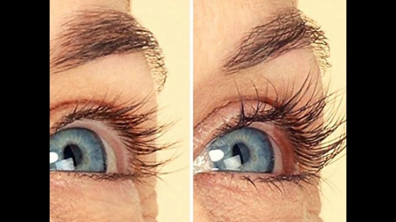 1f6a80fe44b Organyc Eyelash & Eyebrow Growth Serum - YouTube