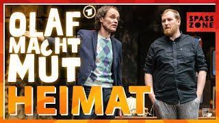 Olaf macht Mut – Die Schubert-Show: Heimat