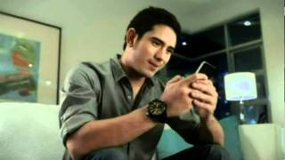 Maybelline Commercial w/  Gerald Anderson