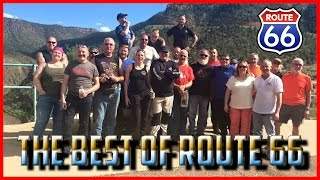 Bike Tours For The Wounded - The Best of Route 66