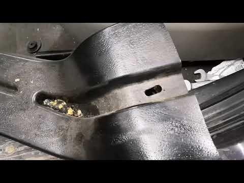 Правильная замена радиатора отопителя на Лада калина