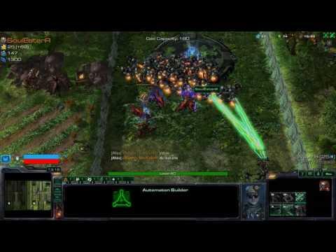 StarCraft 2 STD 3X Veteran Chaos refined Cobra you got this