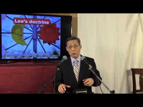 SHINCHUNJI DECEPTION EXPOSED #20: On the Deity of Christ (Pastor Paul Kim, Ph.D., D.Min.)