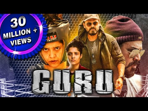 Guru 2018 New Released Hindi Dubbed Full Movie  Venkatesh, Ritika Singh, Nassar