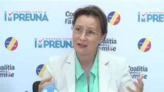 Conferinta de presa  - Coalitia pentru Familie - REFERENDUM 2018