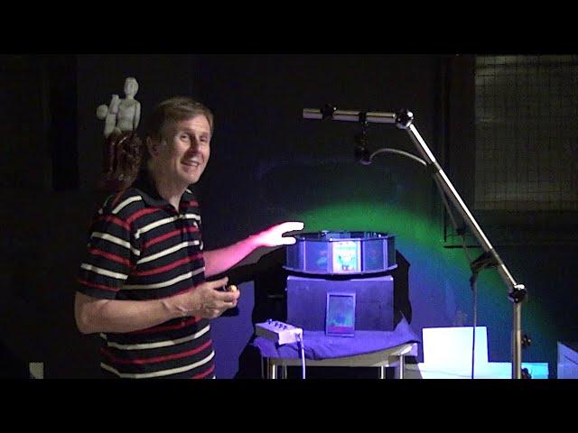 Hologram Movies Analog and Digital