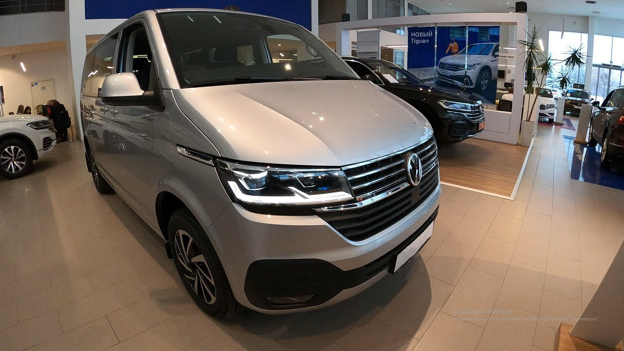 2021 Volkswagen Caravelle T6.1 - Visual Review POV