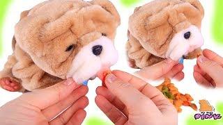 МОЙ ЩЕНОК! СЮРПРИЗ #PUPPY - LITTLE LIVE PETS! ПИТОМЕЦ ДЛЯ МАЙ ТОЙС ПИНК! Видео для Детей