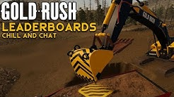 GOLD RUSH THE GAME Leader board Chill season 8 ep 5