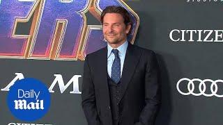 Bradley Cooper attends Avengers: Endgame world premiere Video