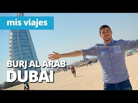 El Hotel Más Lujoso Del Mundo Burj Al Arab Dubai Youtube