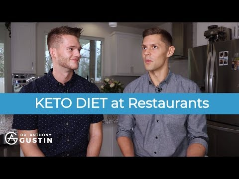 Eating Out On KETO DIET (How to Stay In Ketosis When Eating at Restaurants)