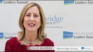 Funders Share Best Practices - Philanthropy Leaders Summit