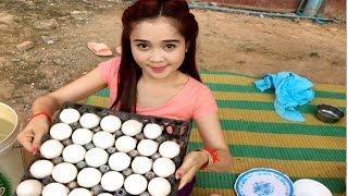 Country Food Culture - Beautiful Girl Cooking - traditional food in cambodia #8