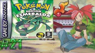 Gimnasio ardiente/Pokémon Esmeralda #21