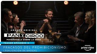 Pan y Circo - Teaser Episodio 3 | Amazon Prime Video