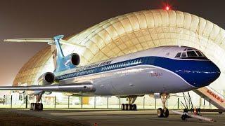 Авиационный музей «Аэропарк» в Будапеште