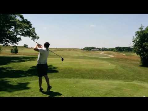 Shepherd's Crook Golf Course - Tee Shot #18