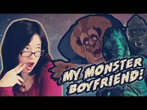 Мой парень-монстр