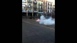 traca valenciana- Ball de diables de Reus