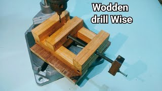 DIY Home made tools | DIY Home made press wise | How to make wooden wise