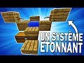 UN ÉTONNANT SYSTÈME FACILE À FAIRE SUR MINECRAFT     Minecraft Skygrid    Ep14