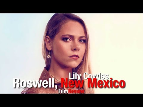"""'Roswell, New Mexico' star Lily Cowles """"Weird Sci-Fi stuff"""""""