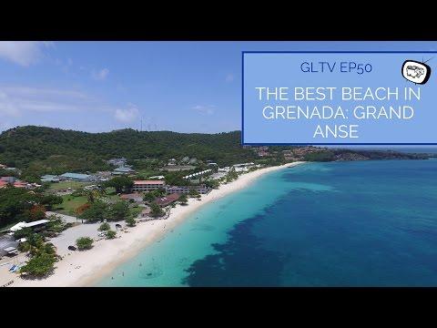 The Best Beach In Grenada: Grand Anse