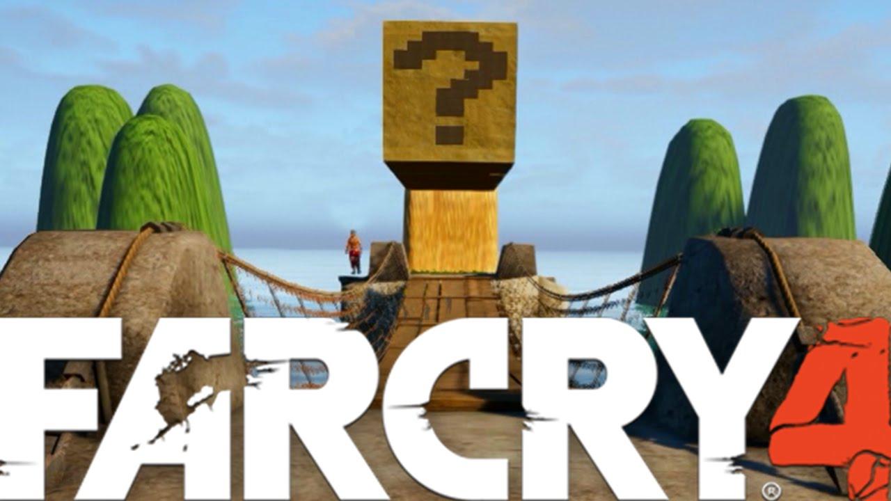 GamesEduUu - Videos online - 2021 - Far Cry 4 - Fase do Mario