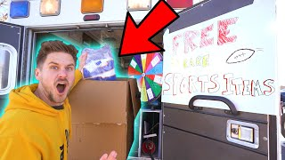 OPENING RARE MYSTERY BOX! (Pop Up Shop)