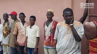 Ramadhan Relief in Sierra Leone
