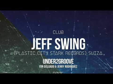 Jeff Swing @ Club 01 - Cerouno, Playa Del Carmen, Mexico