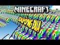 Minecraft | THỬ THÁCH CHẠY ĐUA LUCKY BLOCK CẦU VỒNG! (Ft. FakeMG)