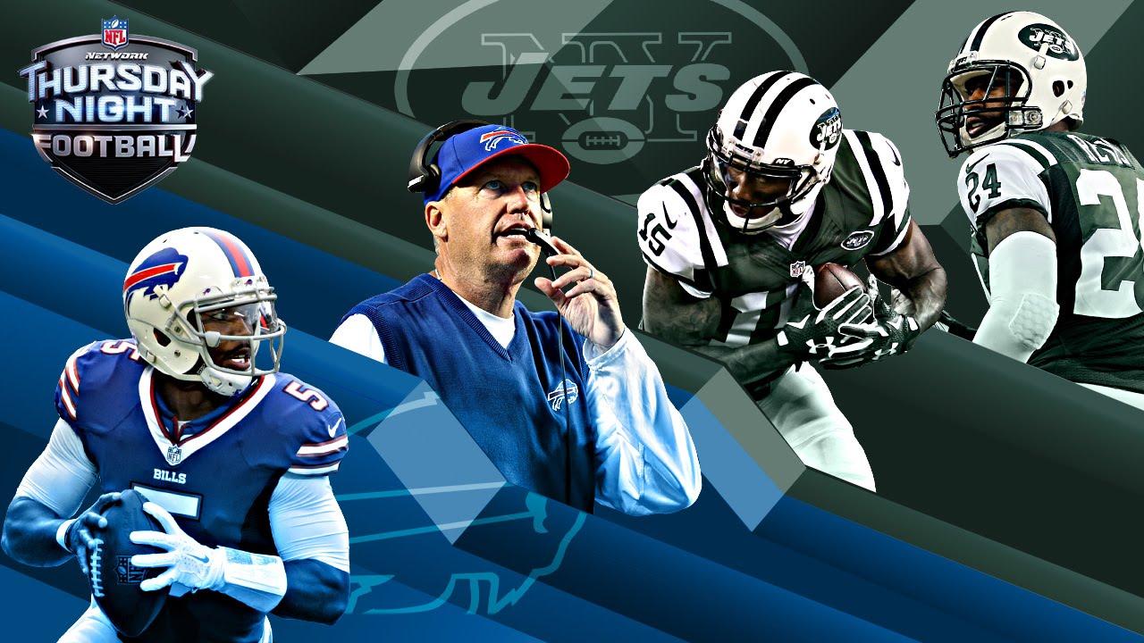 Rex's Revenge - Bills vs. Jets Movie Trailer | Thursday Night Football on NFL Network at 8pm EST