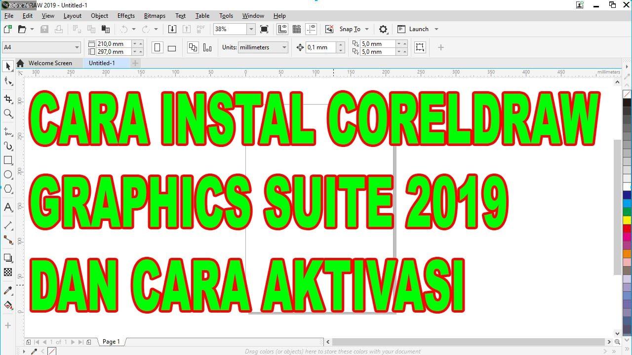 download coreldraw graphics suite 2019