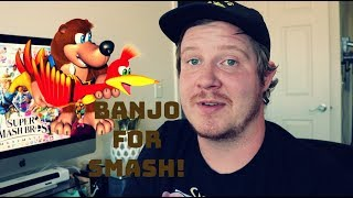 Banjo & Kazooie for Smash!